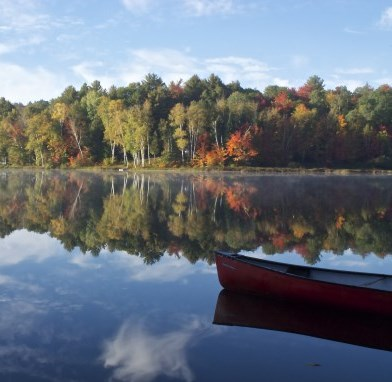 View our About Lake of Bays page