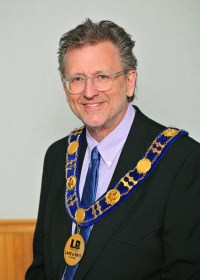 Mayor Terry Glover