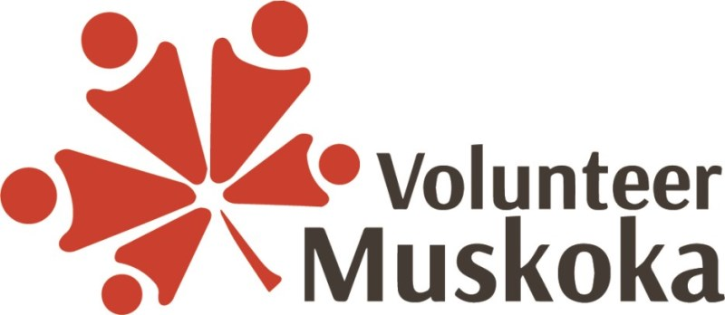 Volunteer Muskoka Logo
